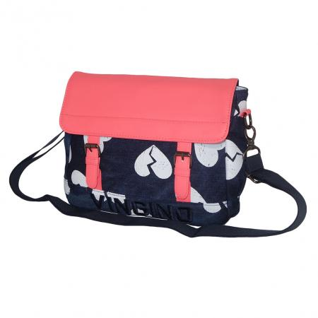 Vingino Schoudertas Velika Bag Denim-0