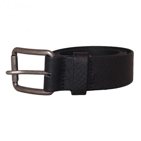 Mountain Belt Snake Riem Zwart 105-0