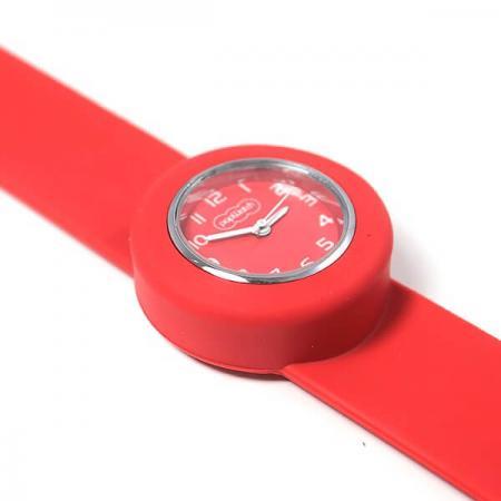 Pop Watch Horloge Rood-0