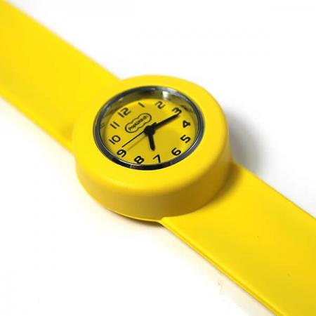 Pop Watch Horloge Geel-0