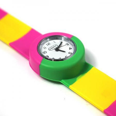 Pop Watch Horloge Mix van Kleuren-0