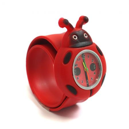 Pop Watch Kinderhorloge Lieveheersbeestje-0