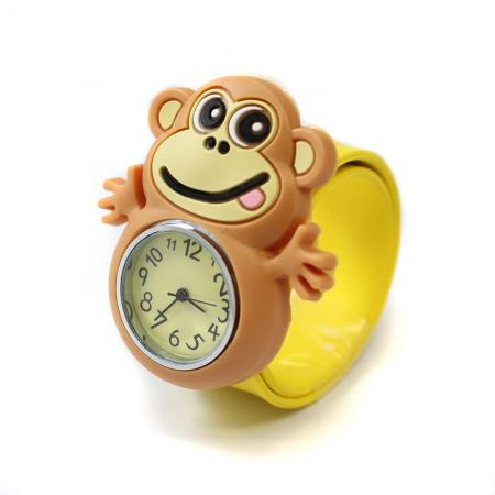 Pop Watch Kinderhorloge Aap-0