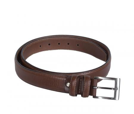 Chesterfield Riem Brandon Cow Leather Bruin 105-0
