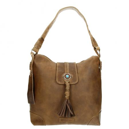 MicMacbags Buideltas Tribal Zand-0