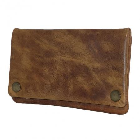 Leather Design Shag Etui Hunter Bruin-0