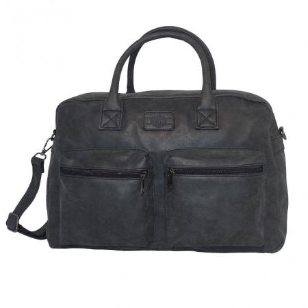 Beagles Westernbag L Zwart-0
