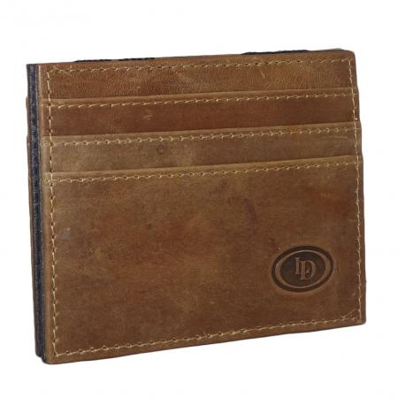 Leather Design Magic Wallet Hunter Bruin-0