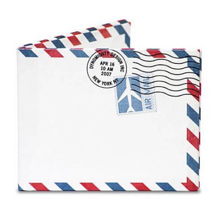 Mighty Wallet Billfold Portemonnee Airmail-0