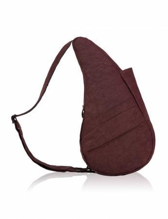 Healthy Back Bag Classic Textured S Dark Chocolate-21372