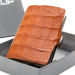 I-Clip Wallet Kaarthouder Kaaiman Leer Cognac-21843